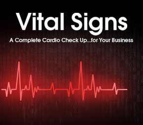 Vital Signs - Data Check up for your business